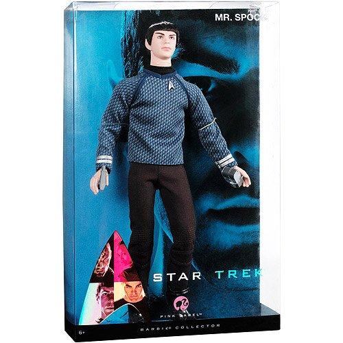 バービー バービー人形 バービーコレクター コレクタブルバービー プラチナレーベル Barbie Pink Label Collection Star Trek Mr Spockバービー バービー人形 バービーコレクター コレクタブルバービー プラチナレーベル