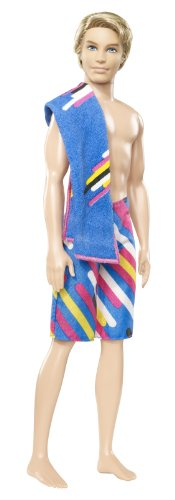 バービー バービー人形 ケン Ken T7188 Barbie - Bathing Suit Ken Doll, Includes Doll and Swimsuitバービー バービー人形 ケン Ken T7188