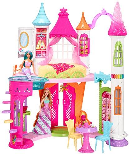 バービー バービー人形 ファンタジー 人魚 マーメイド DYX32 Barbie Dreamtopia Sweetville Castleバービー バービー人形 ファンタジー 人魚 マーメイド DYX32