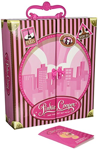 バービー バービー人形 日本未発売 プレイセット アクセサリ 33031 【送料無料】The Bridge Direct Pinkie Cooper Jet Setting Doll Caseバービー バービー人形 日本未発売 プレイセット アクセサリ 33031