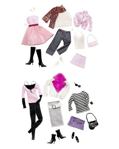 バービー バービー人形 着せ替え 衣装 ドレス Barbie Fashion Fever Closets - G8996バービー バービー人形 着せ替え 衣装 ドレス