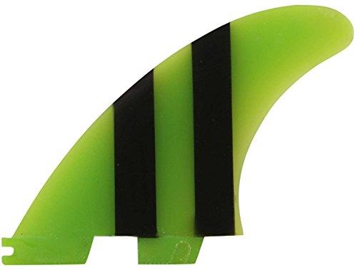 ★お求めやすく価格改定★ サーフィン フィン マリンスポーツ FCS フィン II Carver Performance Glass Mediumサーフィン Tri II Fin Set - Green - Mediumサーフィン フィン マリンスポーツ, リサイクルマート:12f99010 --- neuchi.xyz