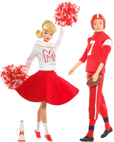 バービー バービー人形 ケン Ken L9649 Campus Spirit - Barbie Doll and Ken Doll Giftsetバービー バービー人形 ケン Ken L9649