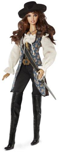 バービー バービー人形 バービーコレクター コレクタブルバービー プラチナレーベル T7655 Barbie Collector Pirates of The Caribbean: On Stranger Tides Angelica Dollバービー バービー人形 バービーコレクター コレクタブルバービー プラチナレーベル T7655
