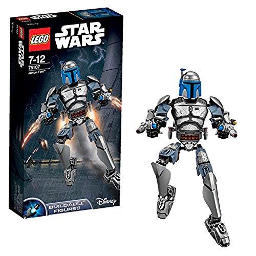 レゴ スターウォーズ 75107 LEGO Star Wars 75107 Jango Fettレゴ スターウォーズ 75107