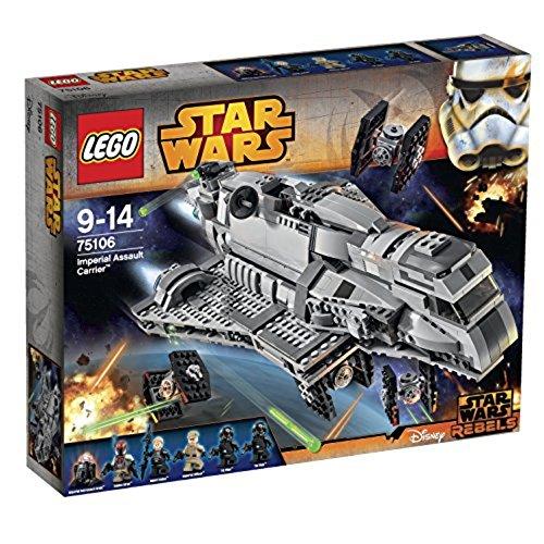 レゴ スターウォーズ 75106 【送料無料】LEGO (LEGO) Star Wars Imperial Assault Carrier 75106レゴ スターウォーズ 75106