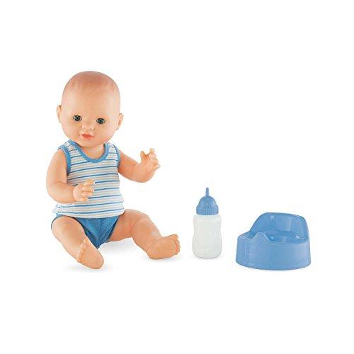 コロール 赤ちゃん 人形 ベビー人形 DNM60 Corolle Paul Drink-and-Wet Bath Baby Dollコロール 赤ちゃん 人形 ベビー人形 DNM60