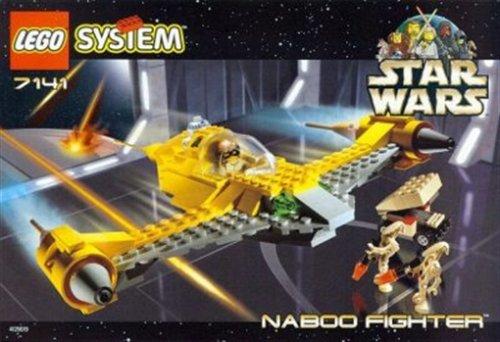 レゴ スターウォーズ 7141 LEGO Star Wars: Naboo Fighterレゴ スターウォーズ 7141