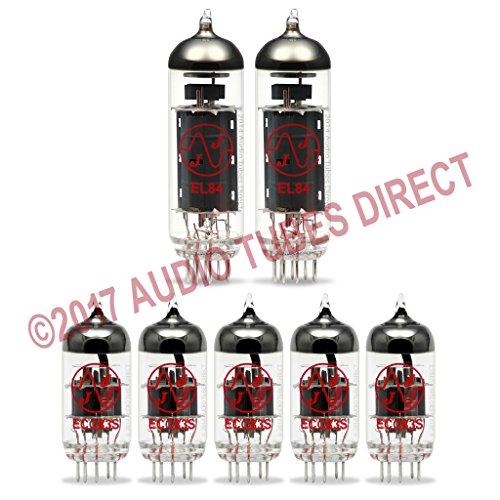真空管 ギター・ベース アンプ 海外 輸入 EL84 ECC83S JJ Tube Upgrade Kit For Mesa Boogie Mini Rectifier Twenty-Five Amps EL84 ECC83S真空管 ギター・ベース アンプ 海外 輸入 EL84 ECC83S