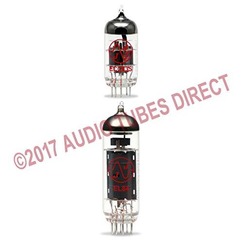 真空管 ギター・ベース アンプ 海外 輸入 EL84 ECC83S JJ Tube Upgrade Kit For Dr. Z Mini Z Amps EL84 ECC83S真空管 ギター・ベース アンプ 海外 輸入 EL84 ECC83S