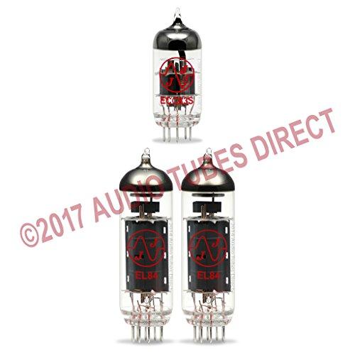 真空管 ギター・ベース アンプ 海外 輸入 EL84 ECC83S JJ Tube Upgrade Kit For Kustom Defender 15 & V15 Amps EL84 ECC83S真空管 ギター・ベース アンプ 海外 輸入 EL84 ECC83S