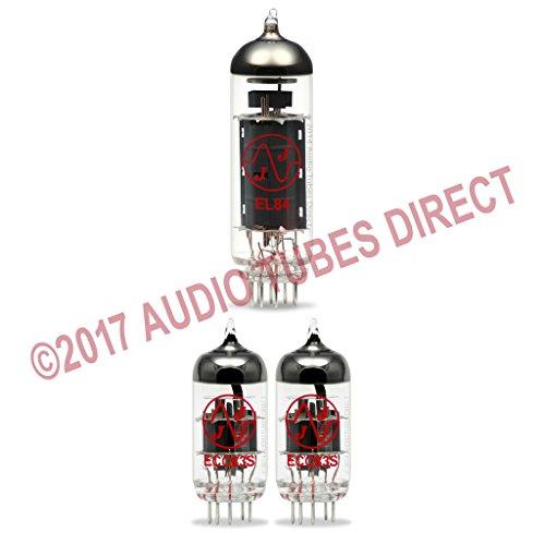 真空管 ギター・ベース アンプ 海外 輸入 EL84 ECC83S JJ Tube Upgrade Kit For Epiphone Valve Special Combo Amps EL84 ECC83S真空管 ギター・ベース アンプ 海外 輸入 EL84 ECC83S