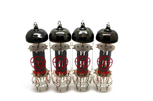 真空管 ギター・ベース アンプ 海外 輸入 T-EL844-JJ-MQ JJ EL-844 Vacuum Tube, Matched Quad真空管 ギター・ベース アンプ 海外 輸入 T-EL844-JJ-MQ
