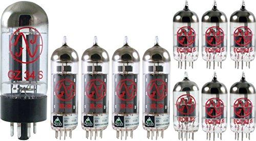 真空管 ギター・ベース アンプ 海外 輸入 Vox AC30TB / AC30TBX Tube Set, JJ Tubes (x4 EL84, x5 12AX7, x1 12AU7, x1 5AR4), Apex Matched真空管 ギター・ベース アンプ 海外 輸入