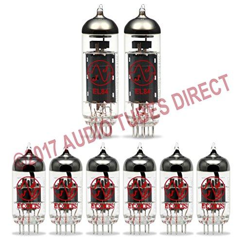 真空管 ギター・ベース アンプ 海外 輸入 EL84 ECC83S JJ Tube Upgrade Kit For Mesa Boogie Recto-Verb Twenty-Five Amps EL84 ECC83S真空管 ギター・ベース アンプ 海外 輸入 EL84 ECC83S