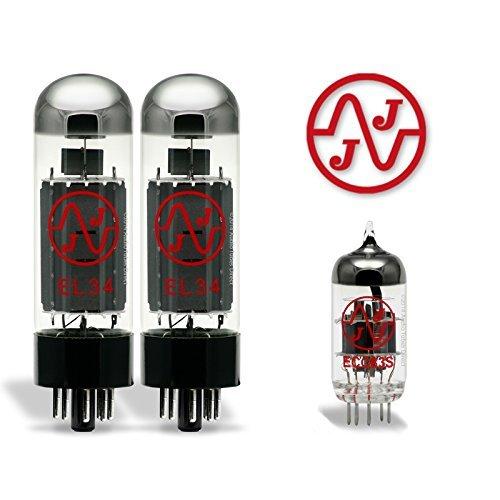 真空管 ギター・ベース アンプ 海外 輸入 EL34/ECC83S JJ Tube Upgrade Kit For Champion R&R 20 watt Amps EL34 ECC83S真空管 ギター・ベース アンプ 海外 輸入 EL34/ECC83S