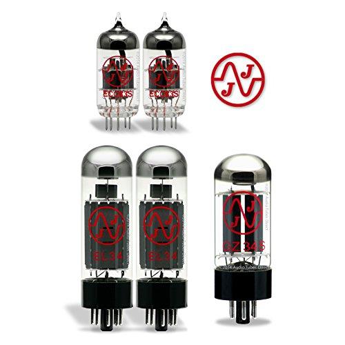 真空管 ギター・ベース アンプ 海外 輸入 EL34/ECC83S/GZ34 【送料無料】JJ Tube Upgrade Kit For Greer Thunderbolt 30 Amps EL34 ECC83S GZ34真空管 ギター・ベース アンプ 海外 輸入 EL34/ECC83S/GZ34