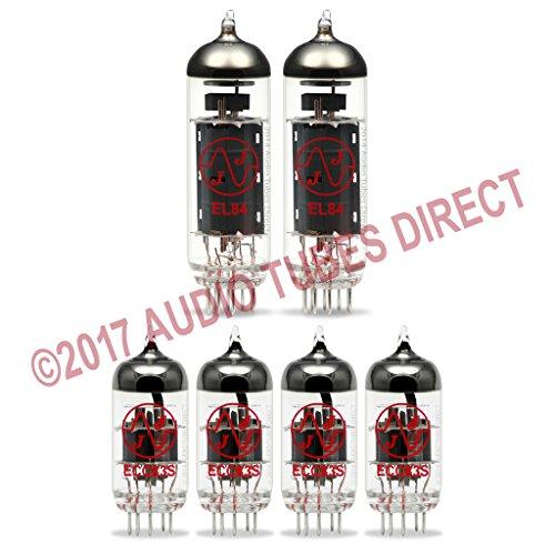 真空管 ギター・ベース アンプ 海外 輸入 EL84 ECC83S JJ Tube Upgrade Kit For Hiwatt C520 Amps EL84 ECC83S真空管 ギター・ベース アンプ 海外 輸入 EL84 ECC83S
