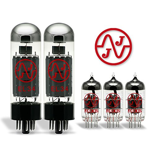 真空管 ギター・ベース アンプ 海外 輸入 EL34/ECC83S JJ Tube Upgrade Kit For Marshall 50 Watt Plexi Amps EL34/ECC83S真空管 ギター・ベース アンプ 海外 輸入 EL34/ECC83S