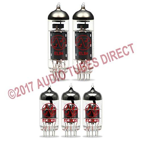 真空管 ギター・ベース アンプ 海外 輸入 EL84 ECC83S JJ Tube Upgrade Kit For Epiphone Valve Standard Amps EL84 ECC83S真空管 ギター・ベース アンプ 海外 輸入 EL84 ECC83S