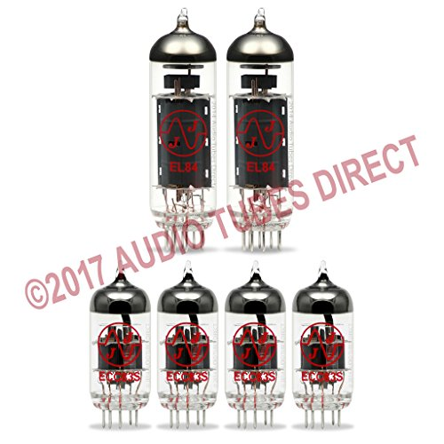 真空管 ギター・ベース アンプ 海外 輸入 EL84 ECC83S JJ Tube Upgrade Kit For Engl Ironball E606 Amps EL84 ECC83S真空管 ギター・ベース アンプ 海外 輸入 EL84 ECC83S