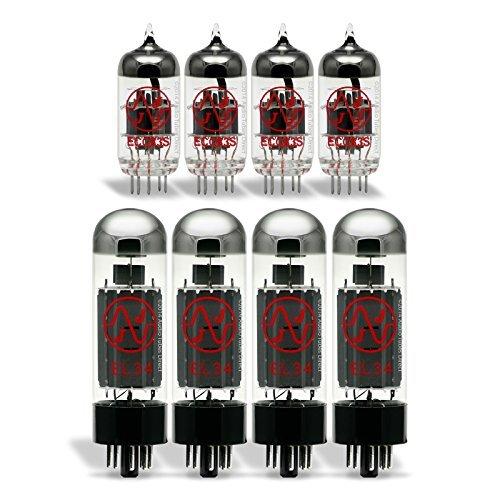 真空管 ギター・ベース アンプ 海外 輸入 EL34/ECC83S JJ Tube Upgrade Kit For Laney A100 Amps EL34 ECC83S真空管 ギター・ベース アンプ 海外 輸入 EL34/ECC83S