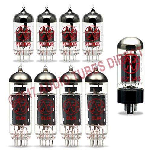 真空管 ギター・ベース アンプ 海外 輸入 EL84 ECC83S GZ34 JJ Tube Upgrade Kit For Bugera BC30 Amps EL84 ECC83S GZ34真空管 ギター・ベース アンプ 海外 輸入 EL84 ECC83S GZ34