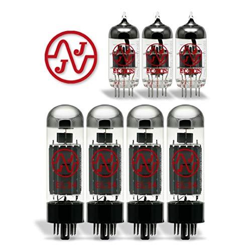 真空管 ギター・ベース アンプ 海外 輸入 EL34/ECC83S JJ Tube Upgrade Kit For Carvin X-60 Amps EL34/ECC83S真空管 ギター・ベース アンプ 海外 輸入 EL34/ECC83S