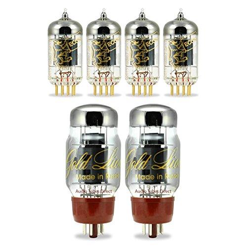 真空管 ギター・ベース アンプ 海外 輸入 KT66 ECC83 Genalex Gold Lion Tube Upgrade Kit For Marshall 2245THW Amps KT66 ECC83真空管 ギター・ベース アンプ 海外 輸入 KT66 ECC83