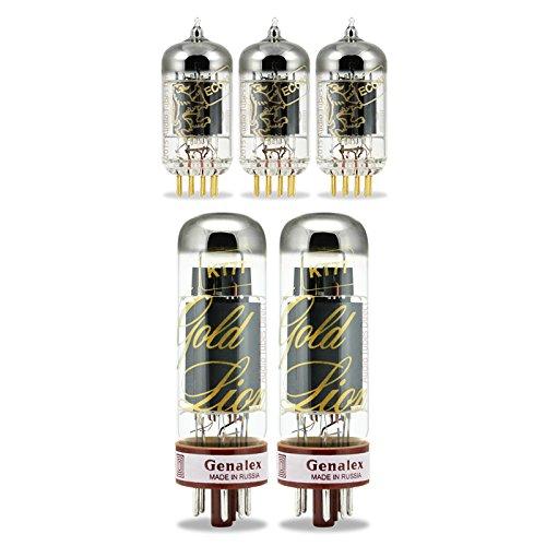 真空管 ギター・ベース アンプ 海外 輸入 KT77 ECC83 Genalex Gold Lion Tube Upgrade Kit For VooDoo V-Rock 50 Amps KT77 ECC83真空管 ギター・ベース アンプ 海外 輸入 KT77 ECC83