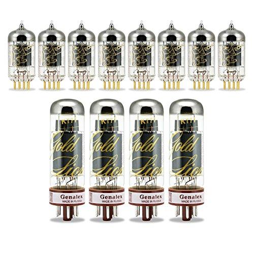 真空管 ギター・ベース アンプ 海外 輸入 KT77 ECC83 Genalex Gold Lion Tube Upgrade Kit For Rivera TBR Rudolf Schenker Amps KT77 ECC83真空管 ギター・ベース アンプ 海外 輸入 KT77 ECC83