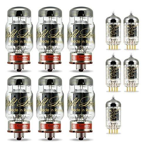 真空管 ギター・ベース アンプ 海外 輸入 KT88 ECC83 Genalex Gold Lion Tube Upgrade Kit For Hiwatt 400 Amps KT88 ECC83真空管 ギター・ベース アンプ 海外 輸入 KT88 ECC83