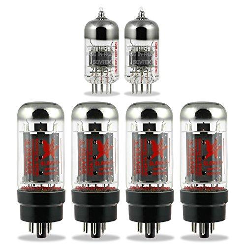 最も優遇の 真空管 アンプ ギター 6L6WXT+・ベース アンプ 海外 輸入 6L6WXT+ 12AX7WA 12AX7WA Sovtek Tube Kit For Mesa Boogie Simul-Satellite Amps 6L6WXT+ 12AX7WA真空管 ギター・ベース アンプ 海外 輸入 6L6WXT+ 12AX7WA, トウノショウマチ:48ef89a1 --- peninsulafertilizantes.com.br