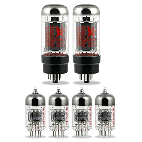 真空管 ギター・ベース アンプ 海外 輸入 6L6WXT+ 12AX7WA Sovtek Tube Kit For Engl Fireball E625 Amps 6L6WXT+ 12AX7WA真空管 ギター・ベース アンプ 海外 輸入 6L6WXT+ 12AX7WA