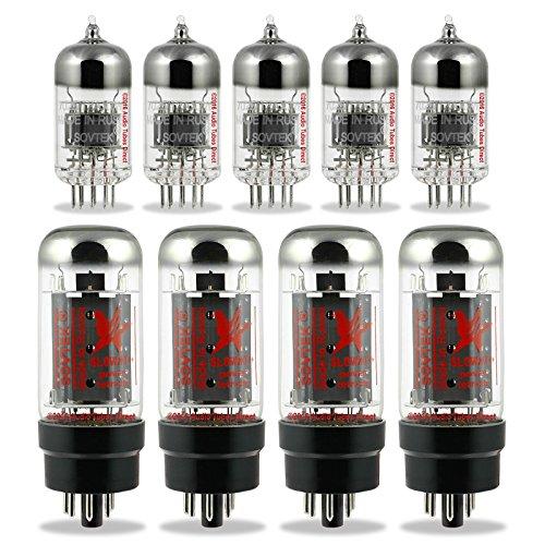 真空管 ギター・ベース アンプ 海外 輸入 6L6WXT+ 12AX7WA Sovtek Tube Kit For Mesa Boogie MMIC 100 Reverb Amps 6L6WXT+ 12AX7WA真空管 ギター・ベース アンプ 海外 輸入 6L6WXT+ 12AX7WA