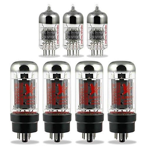 真空管 ギター・ベース アンプ 海外 輸入 6L6WXT+ 12AX7WA Sovtek Tube Kit For Spectra 120 T Amps 6L6WXT+ 12AX7WA真空管 ギター・ベース アンプ 海外 輸入 6L6WXT+ 12AX7WA