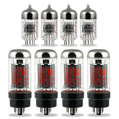 真空管 ギター・ベース アンプ 海外 輸入 6L6WXT+ 12AX7WA Sovtek Tube Kit For Soldano Hot Rod 100 Avenger Amps 6L6WXT+ 12AX7WA真空管 ギター・ベース アンプ 海外 輸入 6L6WXT+ 12AX7WA