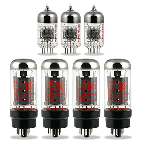 真空管 ギター・ベース アンプ 海外 輸入 6L6WXT+ 12AX7WA Sovtek Tube Kit For Fender Tonemaster Amps 6L6WXT+ 12AX7WA真空管 ギター・ベース アンプ 海外 輸入 6L6WXT+ 12AX7WA