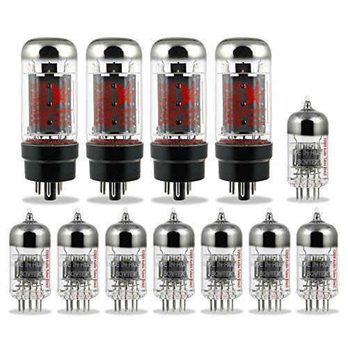 真空管 ギター・ベース アンプ 海外 輸入 6L6WXT+ 12AX7WA Sovtek Tube Kit For Laney Tony Iommi TI100 Amps 6L6WXT+ 12AX7WA真空管 ギター・ベース アンプ 海外 輸入 6L6WXT+ 12AX7WA