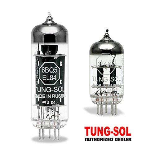 真空管 ギター・ベース アンプ 海外 輸入 EL84/12AX7 Tung-Sol Tube Upgrade Kit For Epiphone Valve Junior Amps EL84/12AX7真空管 ギター・ベース アンプ 海外 輸入 EL84/12AX7