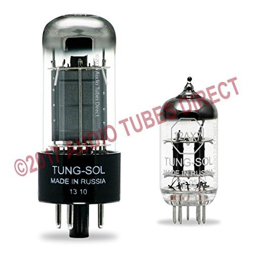 真空管 ギター・ベース アンプ 海外 輸入 6V6GT 12AX7 Tung-Sol Tube Upgrade Kit For Ampeg GVT 110 & GVT 5H Amps 6V6GT 12AX7真空管 ギター・ベース アンプ 海外 輸入 6V6GT 12AX7