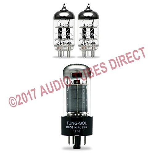 真空管 ギター・ベース アンプ 海外 輸入 6V6GT 12AX7 Tung-Sol Tube Upgrade Kit For Randall RD5C Diavlo Amps 6V6GT 12AX7真空管 ギター・ベース アンプ 海外 輸入 6V6GT 12AX7