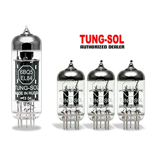 真空管 ギター・ベース アンプ 海外 輸入 EL84/12AX7 Tung-Sol Tube Upgrade Kit For Laney L5T-112 Amps EL84/12AX7真空管 ギター・ベース アンプ 海外 輸入 EL84/12AX7