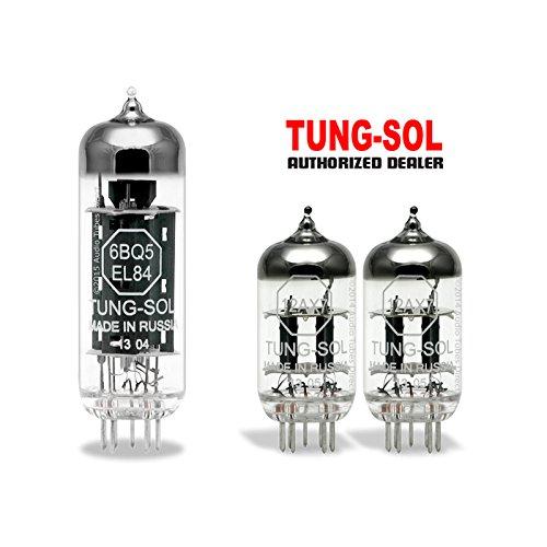 真空管 ギター・ベース アンプ 海外 輸入 EL84/12AX7 Tung-Sol Tube Upgrade Kit For Epiphone Valve Special Combo Amps EL84/12AX7真空管 ギター・ベース アンプ 海外 輸入 EL84/12AX7