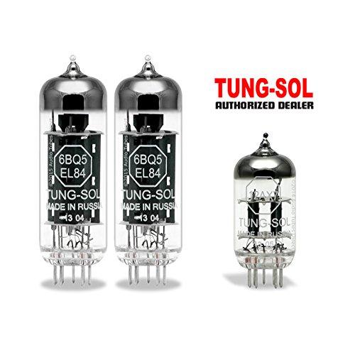 真空管 ギター・ベース アンプ 海外 輸入 EL84/12AX7 Tung-Sol Tube Upgrade Kit For Line 6 DT25 EL84/12AX7真空管 ギター・ベース アンプ 海外 輸入 EL84/12AX7