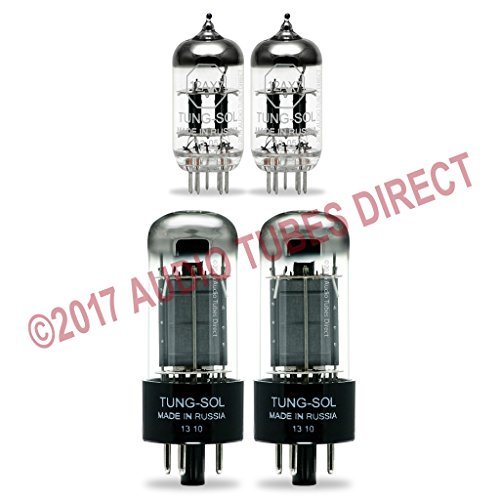 真空管 ギター・ベース アンプ 海外 輸入 6V6GT 12AX7 Tung-Sol Tube Upgrade Kit For Marshall 4001 Studio 15 Amps w 6V6GT 12AX7真空管 ギター・ベース アンプ 海外 輸入 6V6GT 12AX7