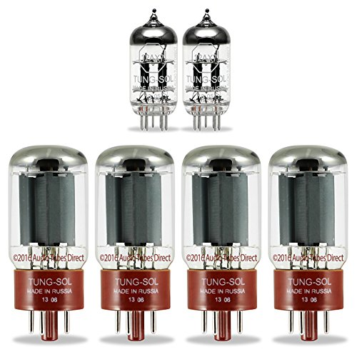 真空管 ギター・ベース アンプ 海外 輸入 5881 12AX7 Tung-Sol Tube Upgrade Kit For Line 6 Spider Valve HD100 Amps w/5881 12AX7真空管 ギター・ベース アンプ 海外 輸入 5881 12AX7
