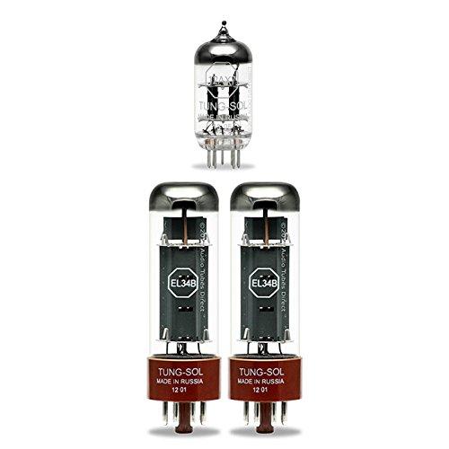 真空管 ギター・ベース アンプ 海外 輸入 EL34B 12AX7 Tung-Sol Tube Upgrade Kit For Marshall JMD50 Amps EL34B 12AX7真空管 ギター・ベース アンプ 海外 輸入 EL34B 12AX7