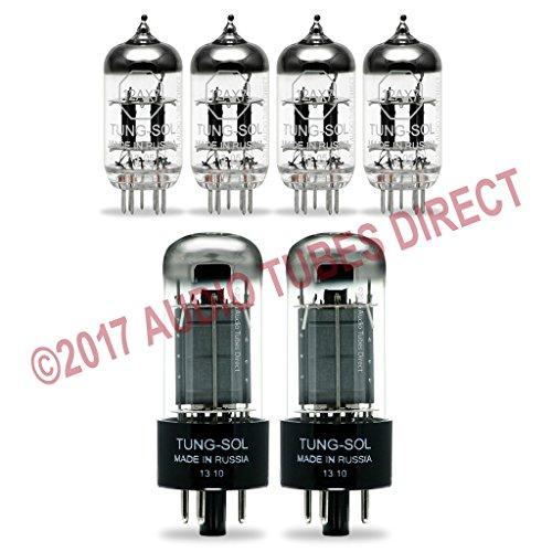 真空管 ギター・ベース アンプ 海外 輸入 6V6GT 12AX7 Tung-Sol Tube Upgrade Kit For Marshall DSL 15 Amps 6V6GT 12AX7真空管 ギター・ベース アンプ 海外 輸入 6V6GT 12AX7