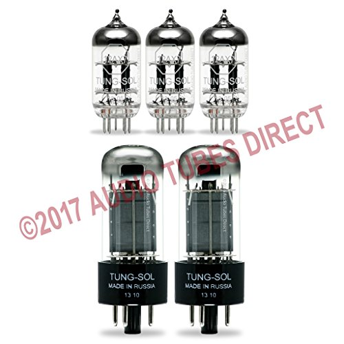 真空管 ギター・ベース アンプ 海外 輸入 6V6GT 12AX7 Tung-sol Tube Upgrade Kit for Spectra 30 T Amps 6V6GT 12AX7真空管 ギター・ベース アンプ 海外 輸入 6V6GT 12AX7